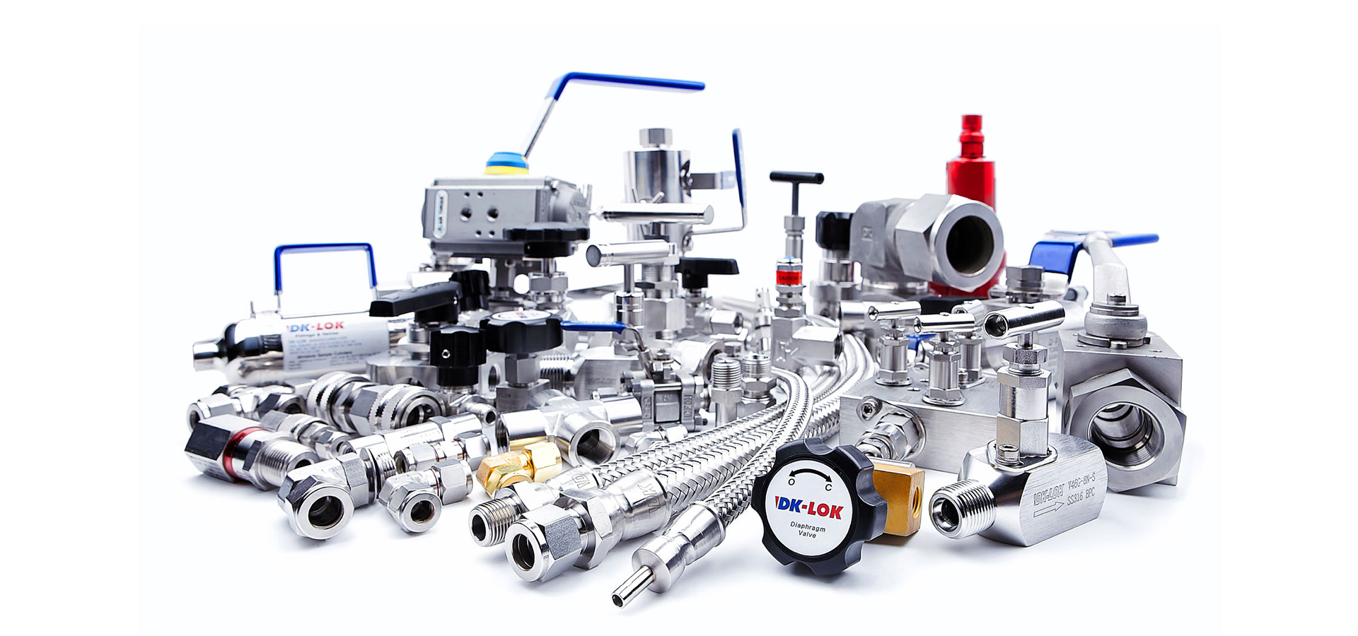 Most Trustable Tube, Hose, Valves and Fittings Supplier | Simleccos